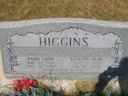 Kathleen <I>Kearl</I> Higgins