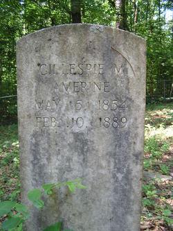 Gillespie M. Amerine