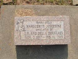 "Marguerite Josephine ""Baby Doll"" Douglass"