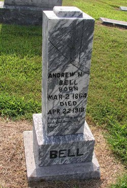 Andrew Harrison Bell