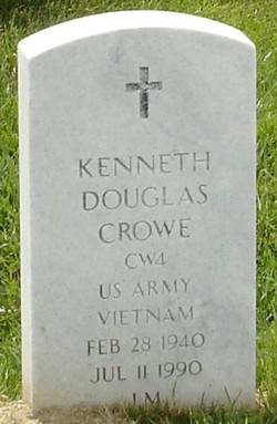Kenneth Douglas Crowe
