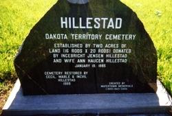 Hillestad Cemetery