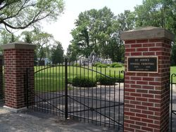 Saint Johns Pioneer Cemetery