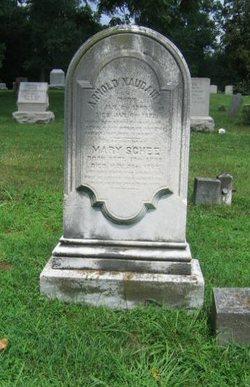 Mary M. <I>Schee</I> Naudain