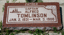 Capt Alfred Tomlinson