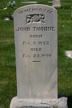 John Thorne