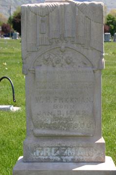 Mary Ann <I>Winters</I> Freeman