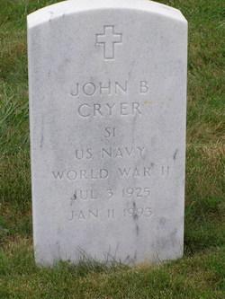 John B Cryer
