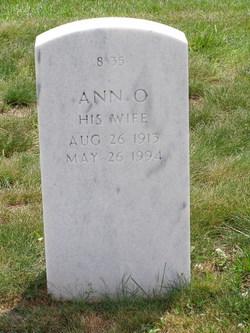 Ann O Delaware