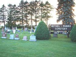 Bethel-Munro Cemetery