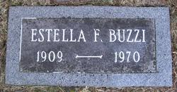 Estella Frances <I>Mickle</I> Buzzi