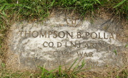 Lieut Thompson Baker Pollard