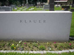 William H Klauer