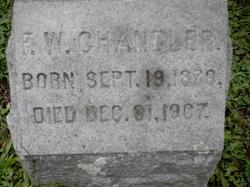 Ferdinand Wiley Chandler
