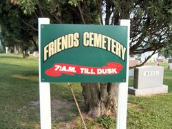 Friends Cemetery