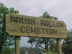 Brush Hollow Cemetery