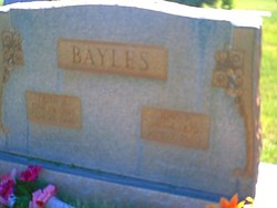 Neita <I>Bentley</I> Bayles