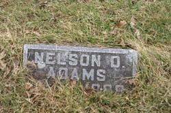 Nelson D. Adams