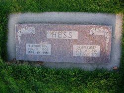 Orson Elmer Hess