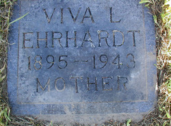 Viva Louise <I>Chatfield</I> Ehrhardt
