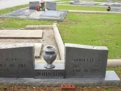 Harriette <I>Murray</I> Johnson