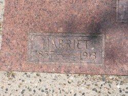 "Harriet Maria ""Hattie"" <I>Wallace</I> Covell"
