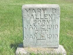 Mary B. Allen
