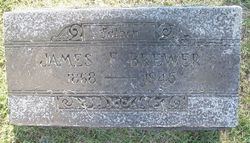 Rev James Franklin Brewer
