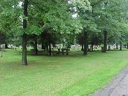 Portland Evergreen Cemetery