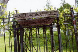 Wallaceville Historical Cemetery