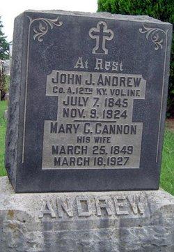 John Joseph Andrew