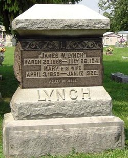 Mary <I>Barnes</I> Lynch