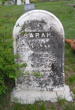 Sarah <I>Goodenow</I> Bushaw