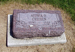 Audria Olive <I>King</I> Creeden