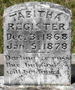 Tabitha Register