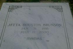 Jetta <I>Houston</I> Brunson