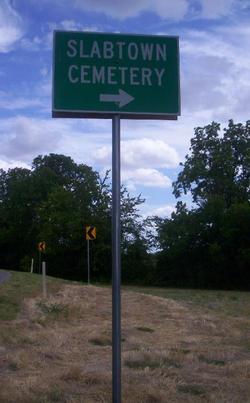 Slabtown Cemetery
