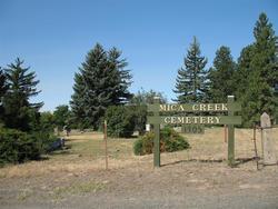 Mica Creek Cemetery
