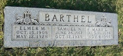 Elmer M. Barthel