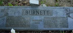Lydia Frances <I>Griffith</I> Burnett