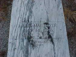 Lillie Mae Boyer