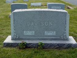 Asa Thomas Davison, Sr