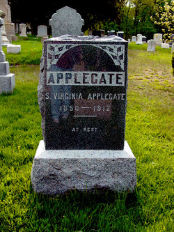 S Virginia Applegate