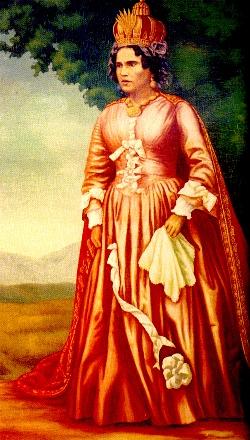 Queen Rabodoandriana Impoin-i-Merina Ranavalona I