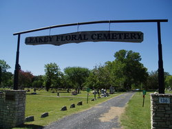 Leakey Floral Cemetery