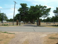 Russell City Cemetery