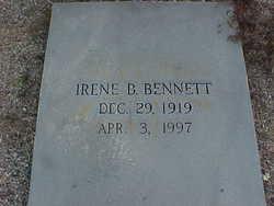 Irene B. Bennett