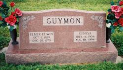 Geneva <I>Holman</I> Guymon