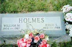 William Bill M. Holmes