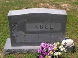 Kathleen <I>Kerlin</I> Abel
